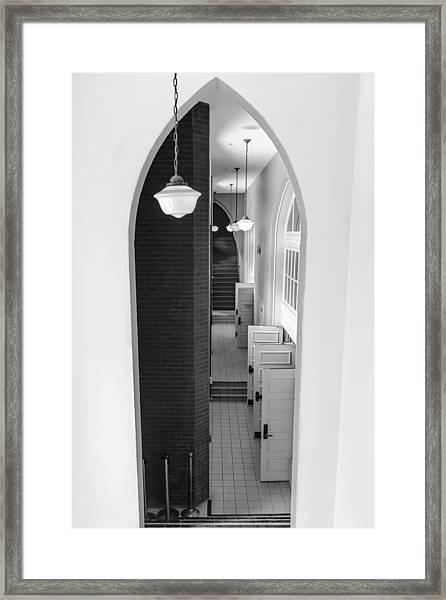 Ryman Auditorium Entrance Framed Print