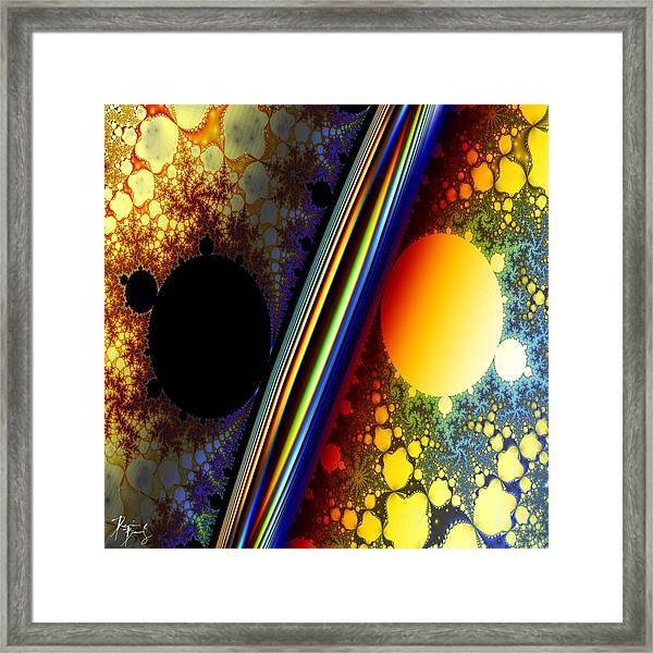 S-112 Framed Print