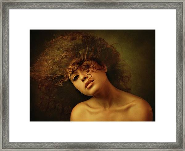 Sabina Framed Print