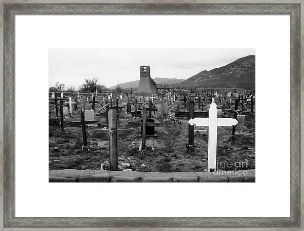 Sacred Places Framed Print