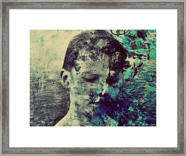 Sahdows Framed Print by Dalibor Davidovic
