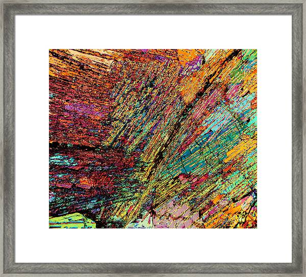 Saint Anthony's Fire Framed Print