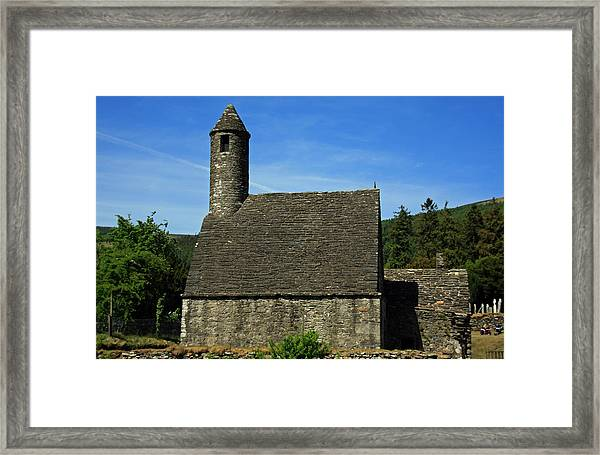 Saint Kevin's Church Framed Print