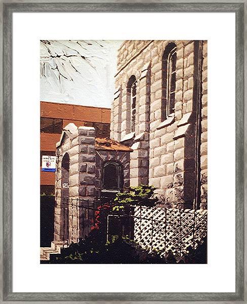 Saint Paul Framed Print by Paul Guyer