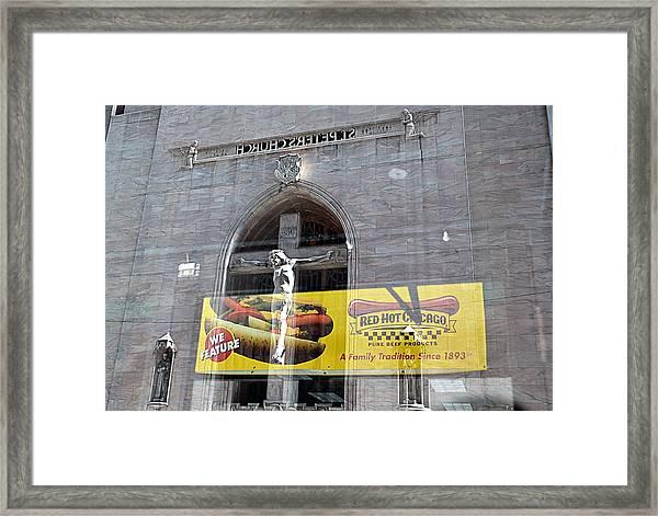 Saint Perters Framed Print
