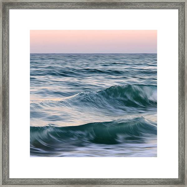 Salt Life Square 2 Framed Print