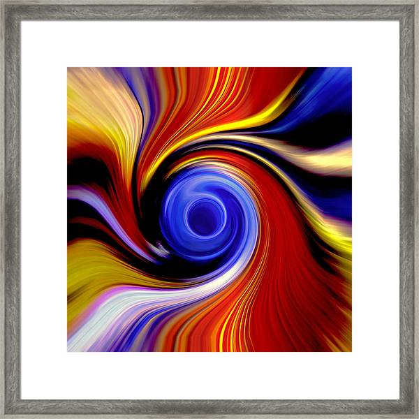 Samsara Framed Print