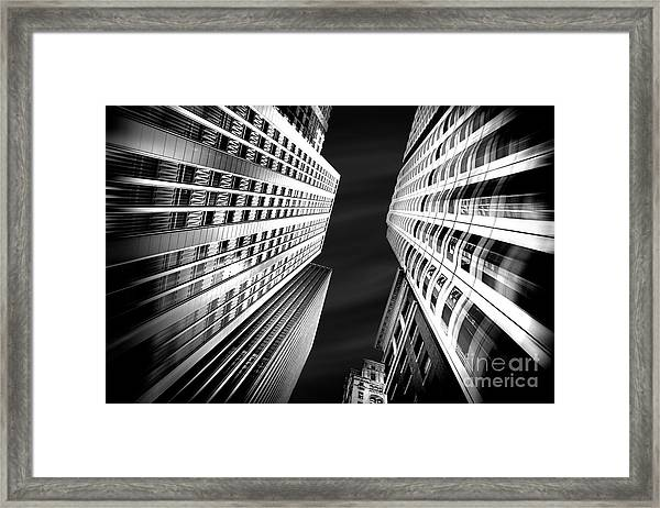 San Central 2 Framed Print