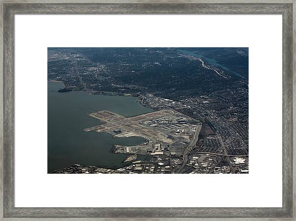 San Francisco International Airport Framed Print