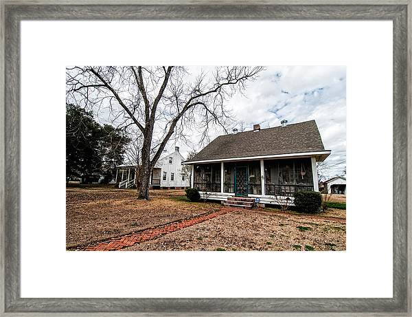 Sanchez Home 3 Framed Print