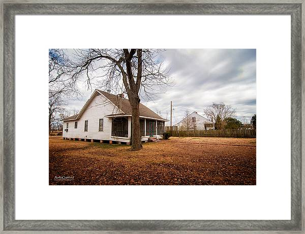 Sanchez Home 5 Framed Print