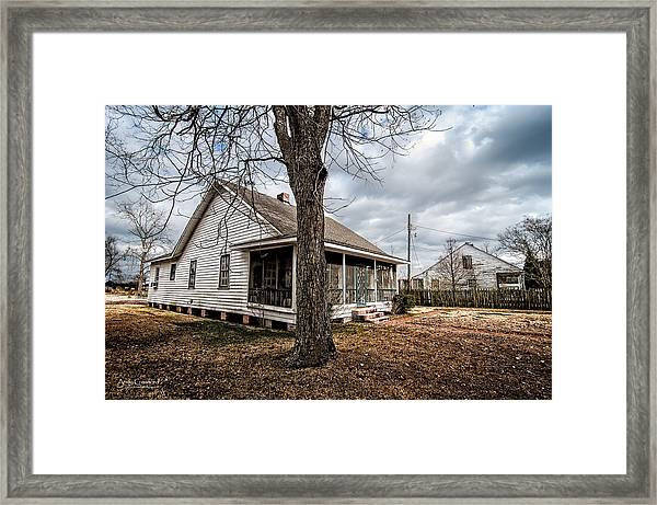 Sanchez Home 7 Framed Print
