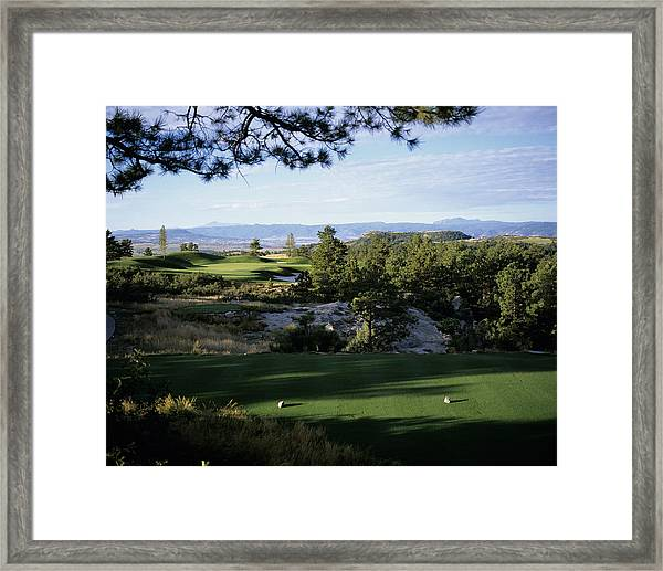 Sanctuary G.crse Framed Print