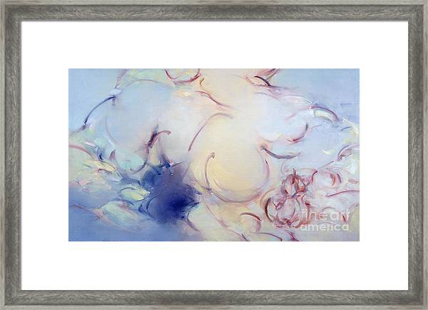 Sanctus Vi - Seduction - Lucifer's Framed Print