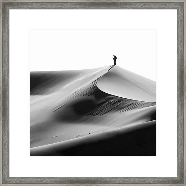 Sandman Framed Print