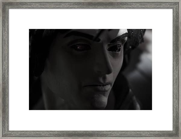 Sandman Portrait - Morpheus Framed Print
