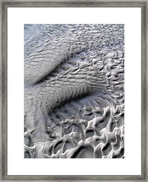 Sandtastic Framed Print