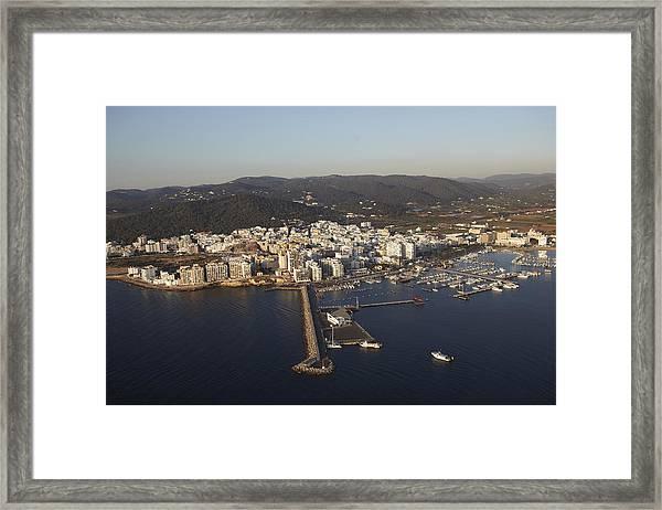 Sant Antoni De Portmany, Ibiza Framed Print by Xavier Durán