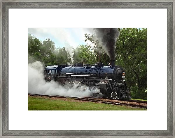 Santa Fe 3415 Framed Print