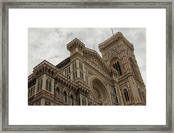 Santa Maria Del Fiore - Florence - Italy Framed Print