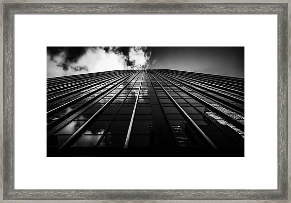 Scale Framed Print