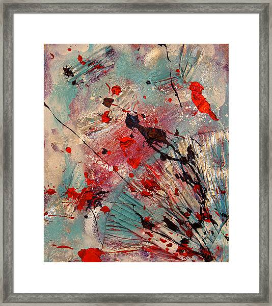 Scent Of The East Framed Print