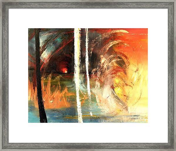 Scheherazade  Framed Print