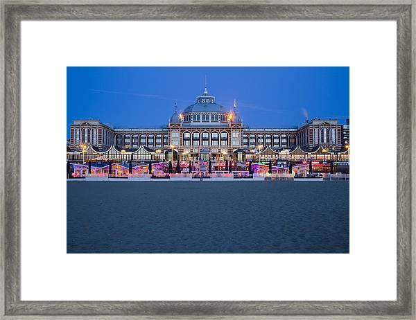 Scheveningen Framed Print