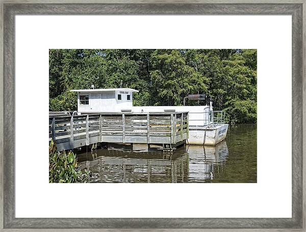 School Boat 1 Framed Print