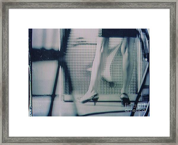 Screen #528 Framed Print