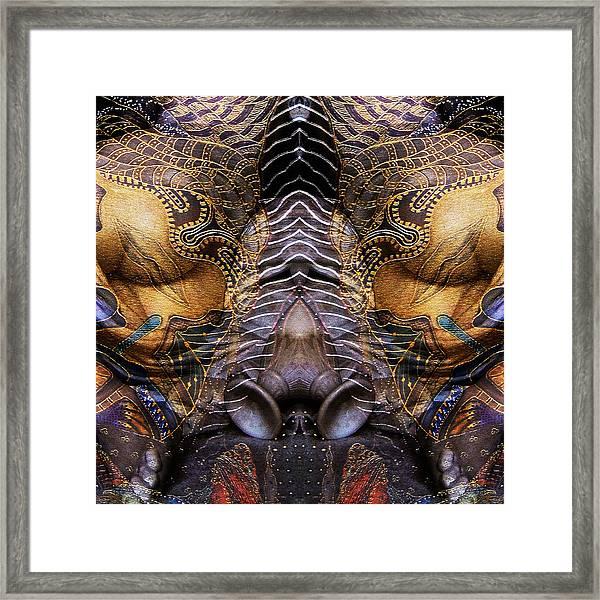 Sculpture 1 Framed Print