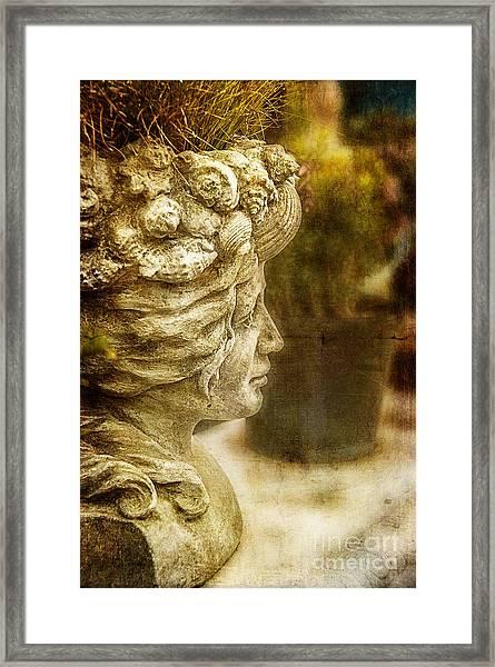Sea Lady Framed Print