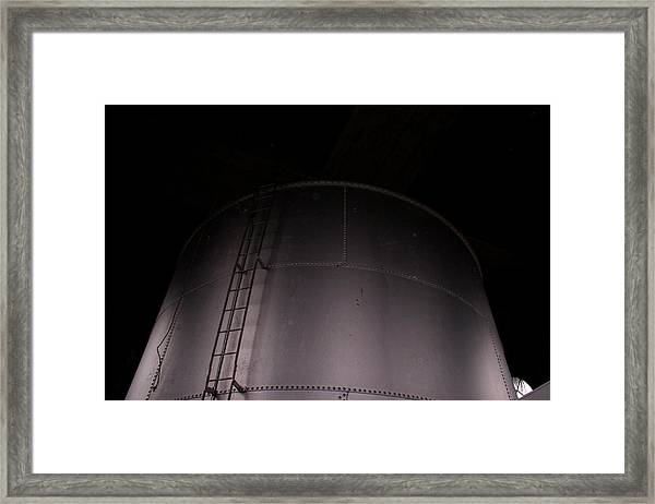 Sears Water Tower Framed Print