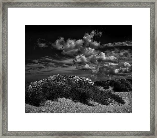 Seaside Rendez-vous ... Framed Print