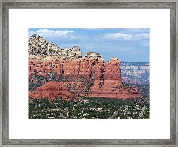 Sedona 1 Framed Print