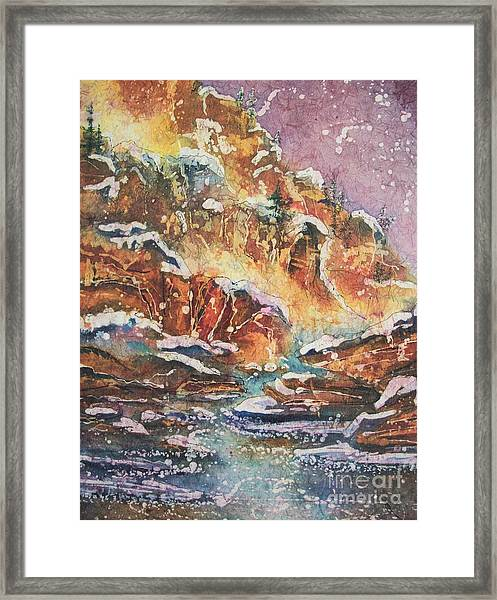 Sedona Magic Framed Print