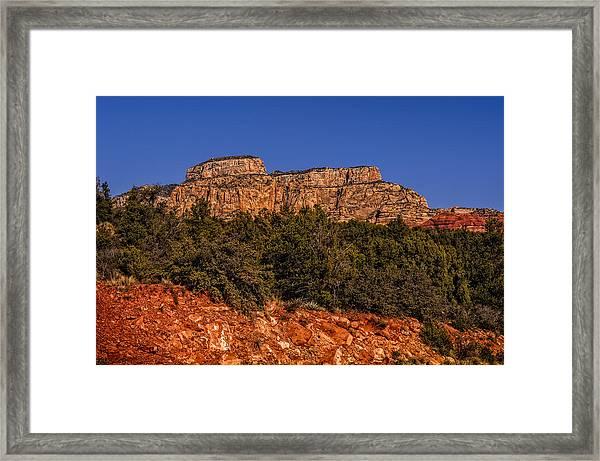 Sedona Vista 49 Framed Print