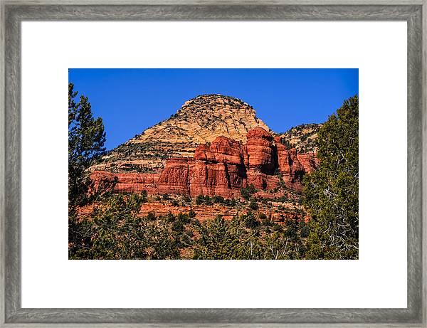 Sedona Vista 51 Framed Print