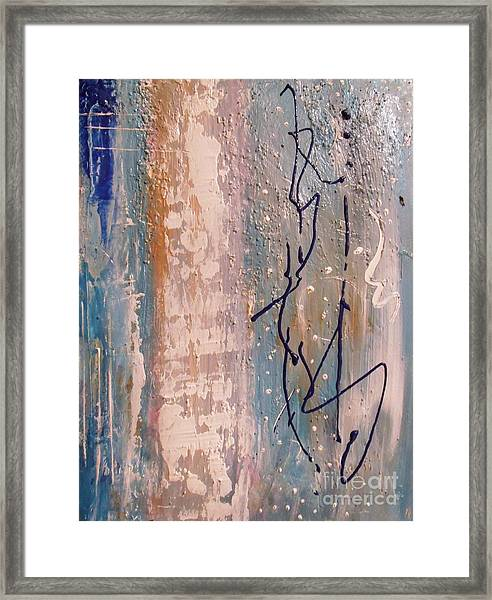 Seduction 1 Framed Print