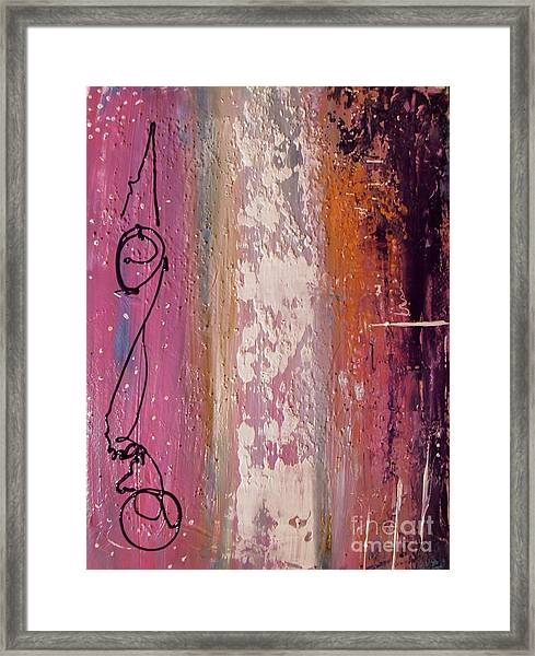 Seduction 2 Framed Print