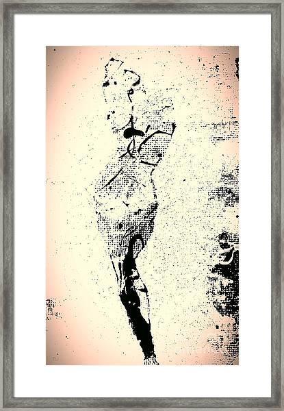 Self Realization Framed Print