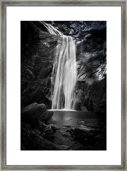 Seven Falls Framed Print