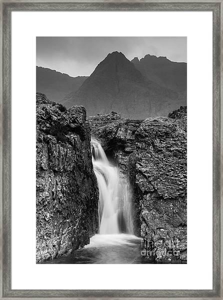 Severe Framed Print by Maciej Markiewicz