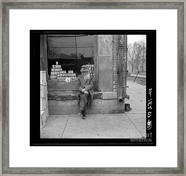 Shawneetown Framed Print