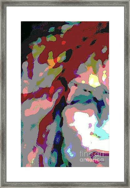 She Has Found Her Way Framed Print