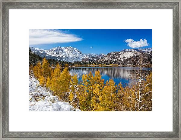 Sierra's Gem Framed Print
