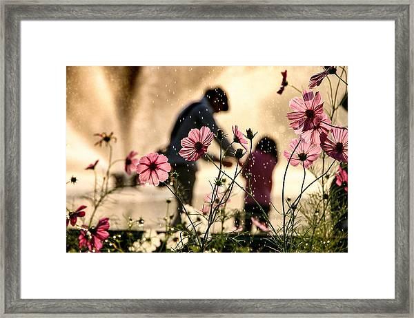 Sight In The Memory Framed Print by Takako Fukaya