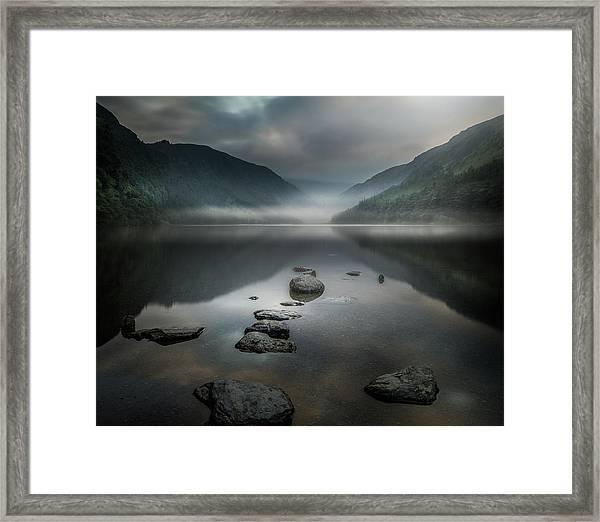 Silent Valley Framed Print