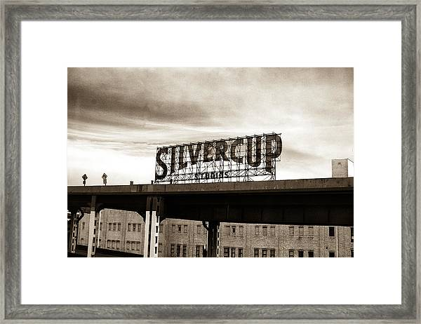 Silvercup Studios Framed Print