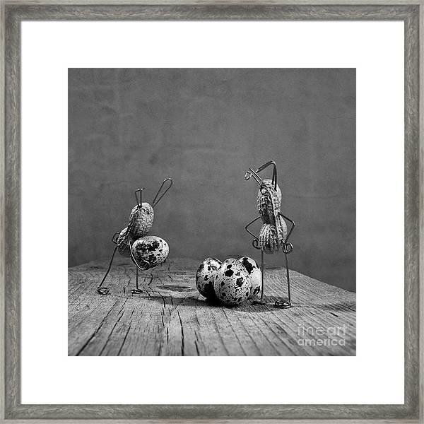 Simple Things Easter Framed Print